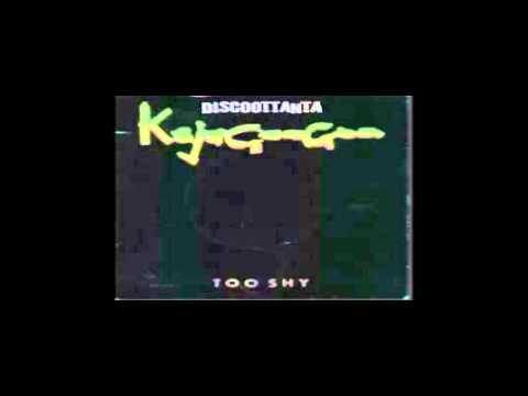1983. TOO SHY. KAJAGOOGOO. EXTENDED VERSION.