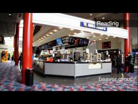 Digital Signage - Showcase Cinemas