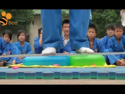 """Tuyệt kỹ võ thuật Việt Nam: """"Như vân công"""""""