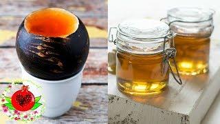 Домашний сироп от кашля из чёрной редьки!