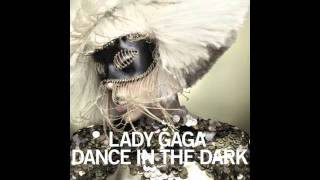 Lady GaGa - Dance In The Dark [Instrumental With LYRICS]