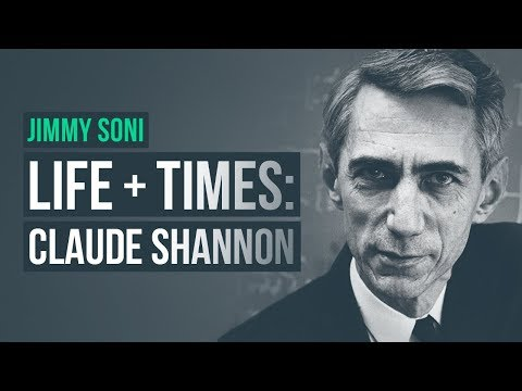 The life and times of genius problem solver, Claude Shannon
