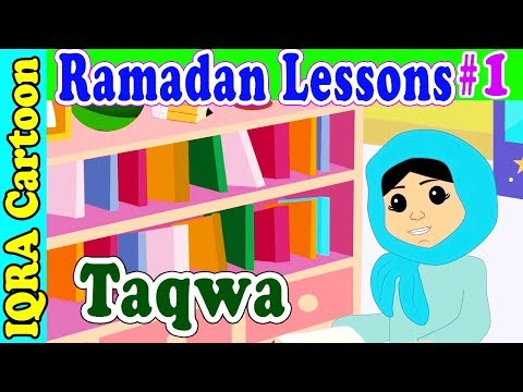 Taqwa: Ramadan Islamic cartoon for kids Ep #1