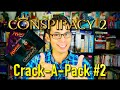 Magic the Gathering - Conspiracy 2 - Crack-A-Pack #2 Double Mythic!