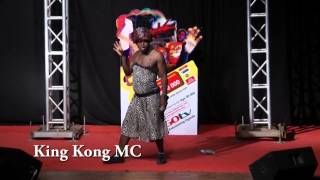 How women Dance in dresses! King Kong, Ugandan Comedian