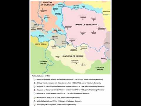 The Treaty of Passarowitz