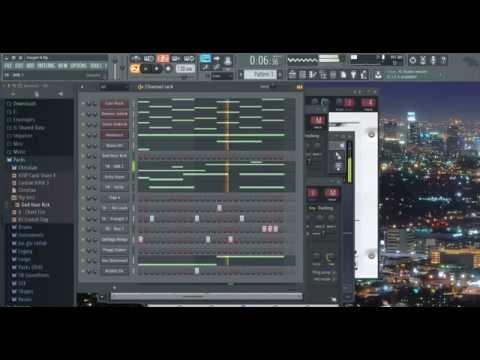 fl studio rap instrumental  free