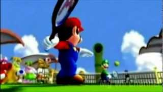 Mario Power Tennis: New Play Control! (Nintendo Selects) North America Trailer