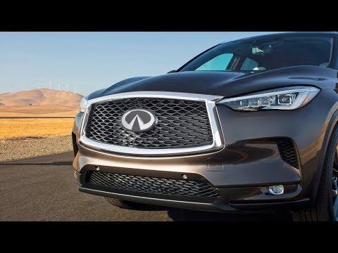 Infiniti QX50 (2019) Ready to Fight Lexus NX