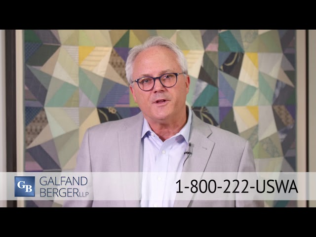 Philadelphia Defective Products Lawyers - Galfand Berger
