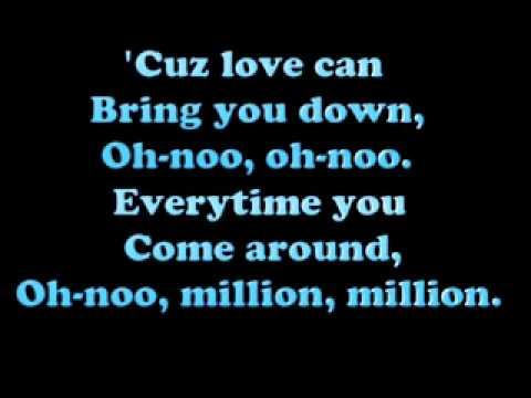 Alexandra Stan ft Carlprit - 1.000.000 [One Million] ♫ Lyrics on Screen ♫