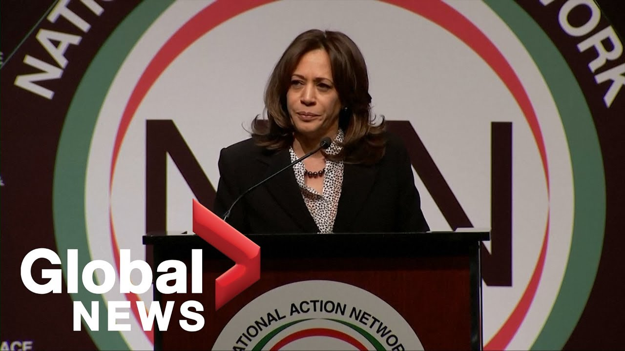 Kamala Harris: I will explore issue of reparations for African-Americans if elected
