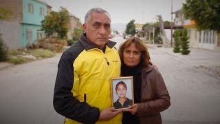 Los mexicanos que buscan por sus propios medios los restos de miles de desaparecidos