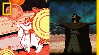 Behind the Scenes of Cosmos: Animating History | Cosmos: A Spacetime Odyssey