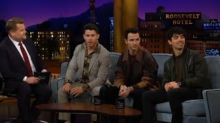 Jonas Brothers Underwent Year of Therapy Before 'Sucker' Reunion