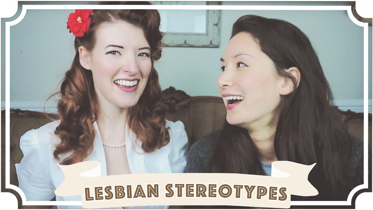 Busting Lesbian Stereotypes!