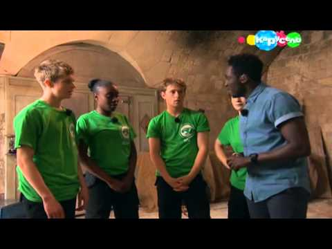 Fort Boyard: Ultimate Challenge 2012. Выпуск 1.