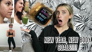 5 NEW YEAR, NEW BODY GOALS: SLIM DOWN & FITNESS TIPS!