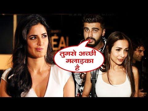 Arjun Kapoor ने Katrina Kaif के सामने चुना अपने प्यार को Malaika Arora | Koffee With Karan 6