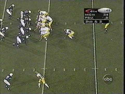 Image result for 1997 michigan penn state