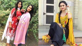 Marjani Patlo Ji Sukhe Di Fan Aw/ Punjabi Cute Tiktok Girls / New Punjabi Viral Tiktok Videos 2019 !