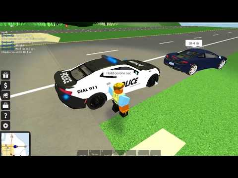 DOJ w/ Friends - Ep. 2 Part 1 - State Troopers on the prowl | Roblox