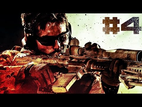 Medal of Honor Warfighter Gameplay Walkthrough Part 4 - Rip Current - Mission 6