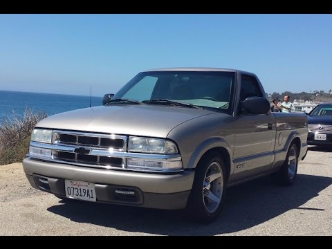 2001 Chevrolet S10 Single Cab One Take