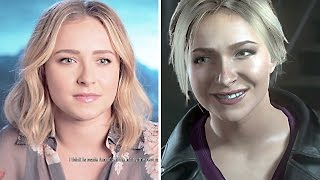 Until Dawn Voice Actors & Behind The Scenes