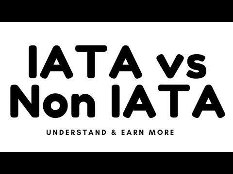 IATA Agent vs Non IATA Agent | Benefits of IATA Recognition | IATA