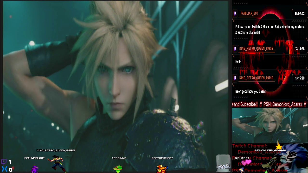 [PS4] Final Fantasy VII {Remake} - [#1]