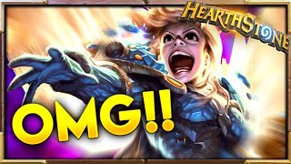 Avenging Wrath Is CRAZY | Best Moments & Fails Ep. 56 | Hearthstone