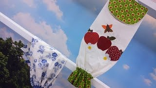 Kátia Martinelli – Puxa Saco Floral
