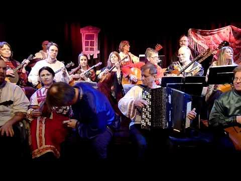 Södra Bergens Balalaikor @ Stallet - Världens Musik