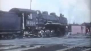Grand Trunk Western, Durand, Michigan; 1959