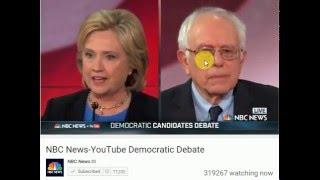 2016 01 17 nbc news full democratic party debate south carolina