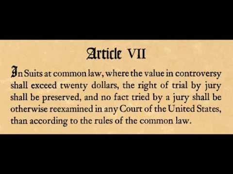 Download Bill of Rights Common Law Explained 7th Article