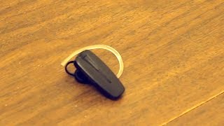UNBOXING The Affordable Samsung HM1350 Bluetooth Headset; For Samsung, iOS, iPhone, Android. NEW