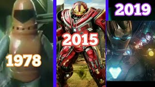 EVOLUTION of IRON MAN in MCU Movies (1978-2019) Avengers Endgame 2019 full clip iron man evolution