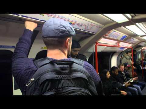 Mind your rucksack #TravelBetterLondon