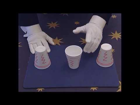 Simple Magic Tricks for Children - Cheers Trick by 'Magic ...