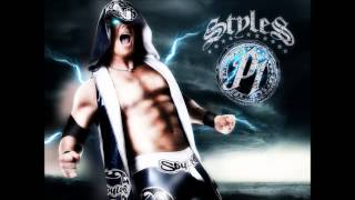 "AJ Styles 2nd ROH Theme Song  ""Touched""(Full Song)  by Vast"