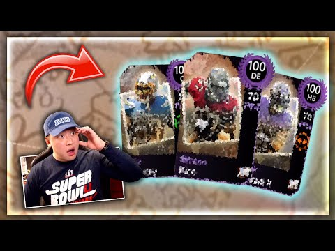 THREE 100 OVR MOVER MASTER SNEAK PEEK!! Madden Mobile 20 NFL Movers BoB Pack Opening!!