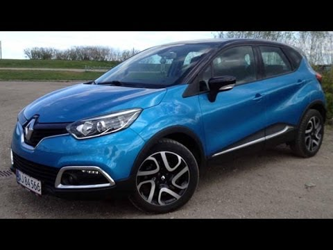 renault captur 1 2 tce 120 edc dynamique 2014 review youtube. Black Bedroom Furniture Sets. Home Design Ideas