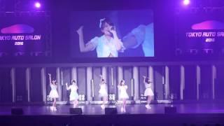 ユルリラポ TOKYO AUTO SALON 2016.1.16 16:05 幕張メッセ イベントホール.
