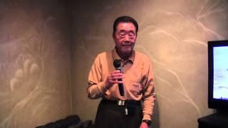 先日カラオケハウスで 小林奉文さん お気に入りの一曲 いっぽんの松 一...
