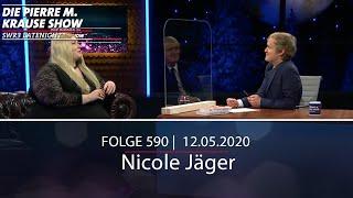 Pierre M. Krause Show vom 12.05.2020 mit Nicole Jäger