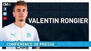 La présentation de Valentin Rongier