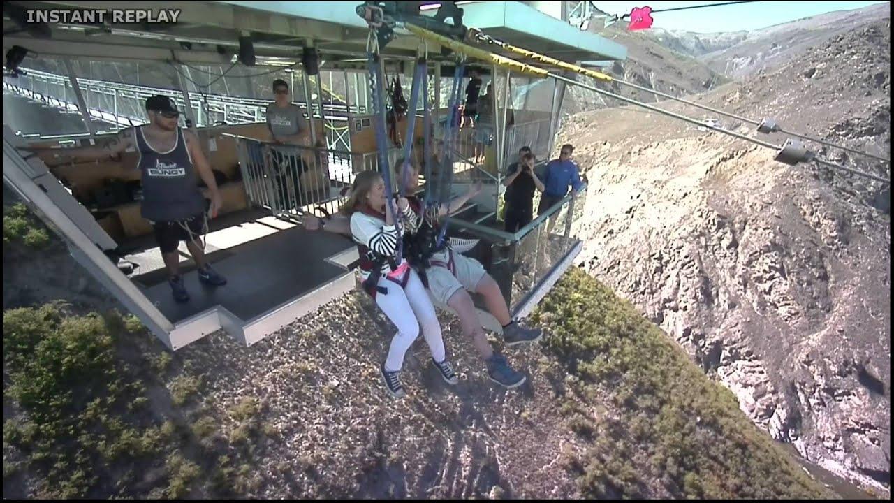 the nevis swing nz