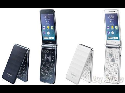 Samsung Galaxy Folder G150 Black 8GB OPEN BOX